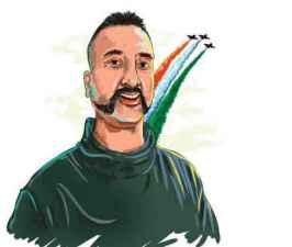 Declare Abhinandan Varthaman's moustache national moustache Adhir Ranjan Chowdhary.jpg
