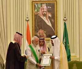 UAE honours PM Modi highest civilian award, Imran Khan driver...!.jpg