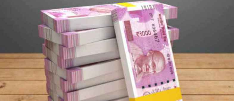 Indian rupee rebounded against dollar, hits three month high.jpg