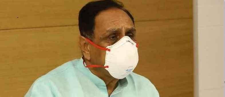 CM Vijay Rupani Coronavirus Nagative.jpg