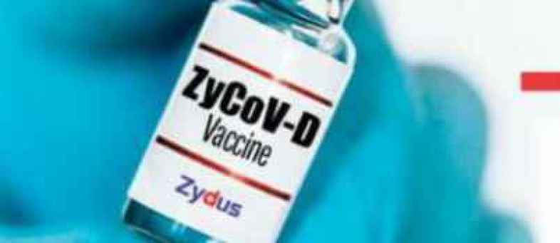Zydus's ZyCoV-D will come in late May ... Know how many doses to take.jpg