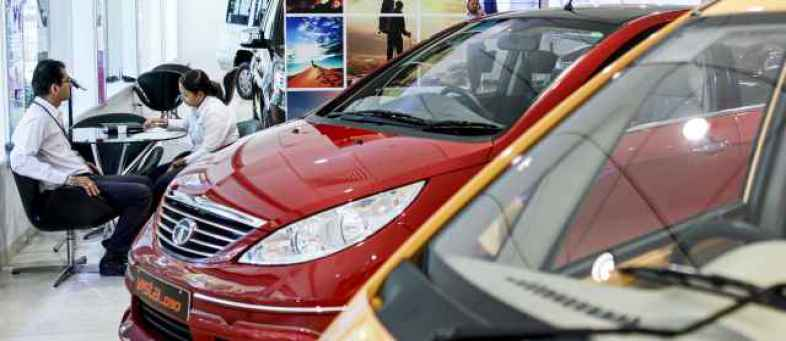 Passenger Vehicle Retail Sales Up 11%; Commercial Vehicle Down By 23% FADA.jpg