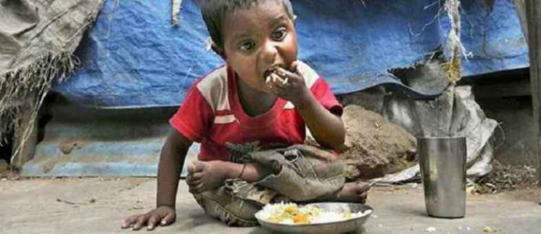 Global Hunger Index 2020 14% population is undernourished of India, Check Full List.jpg