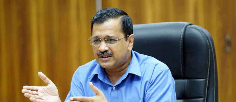 Free ration for 2 months to 72 lakh people, Rs 5,000 financial aid to auto, taxi drivers Delhi CM Kejriwal.jpg