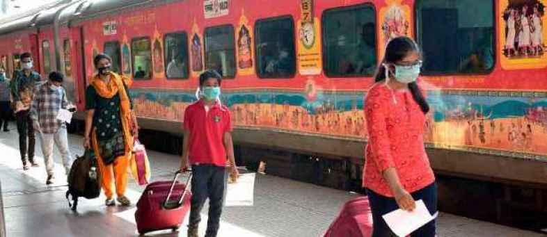 2600 passenger trains to run in next 10 days Railways.jpg