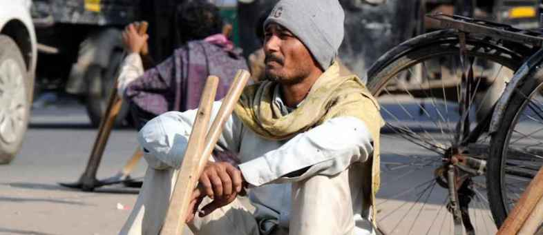 Every fourth of Haryana, every fifth person of Delhi unemployed, Unemployment is high in urban areas.jpg