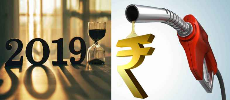 Petrol price hiked by Rs 6.3 and diesel by Rs 5.1 in 2019.jpg