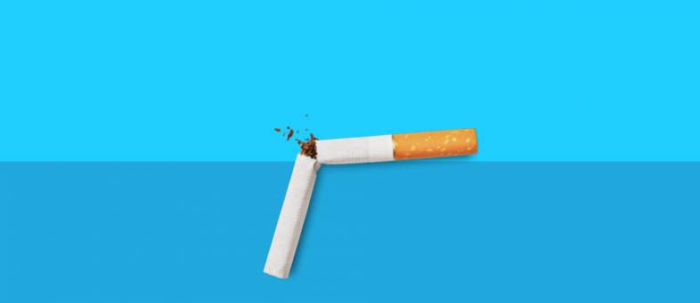 Cigarette smoker has to pay 80% more premium to get life insurance.png