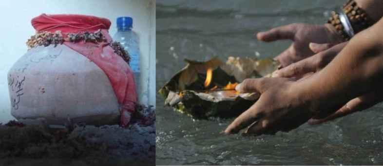 Hundreds Of Pakistani Hindus In Karachi Await The Dissolution Of The Ganges.jpg