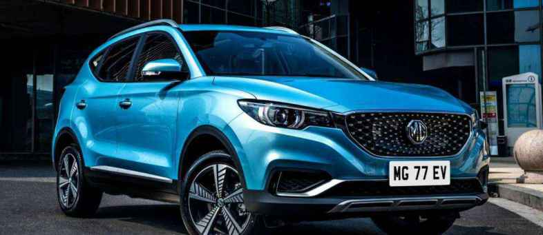 MG ZS Electric SUV begins pre-booking, here are its features.jpg