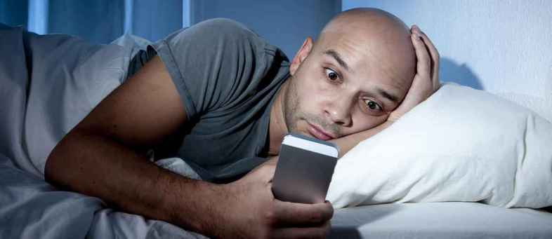 Using A Phone Before Going To Sleeping Can Lead To Health Problems.jpg
