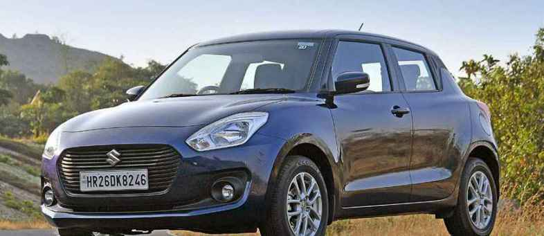 Maruti Suzuki India's hatchback Swift has been the best-selling car in the country last year..jpg