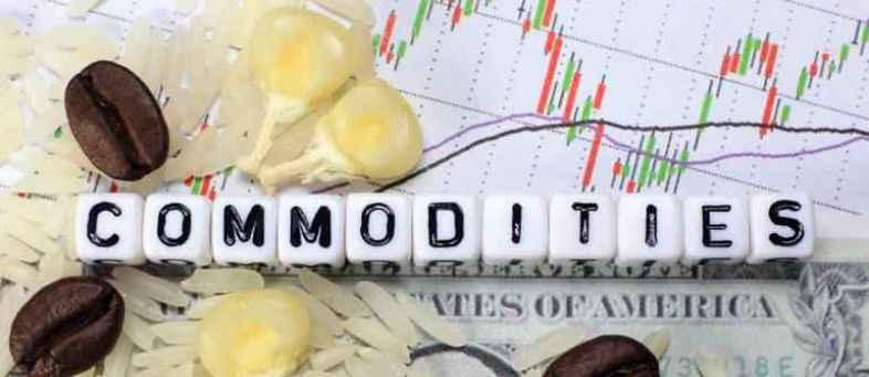 Due to weakening dollar commodity market trade largely higher.jpg