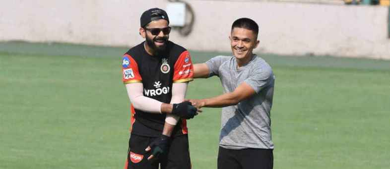 Racist Comments Made Towards Chhetri During Instagram Live With Kohli.jpg