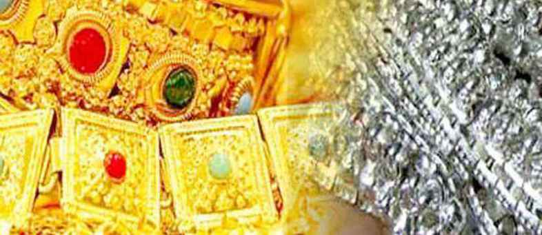 Gold price strong in Indian Market, Silver is soft.jpg