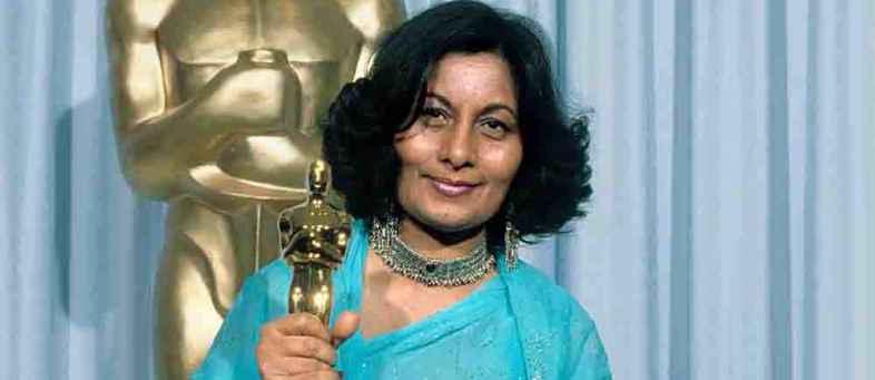 First Oscar winning Indian costume designer Bhanu Athaiys Passes away.jpg