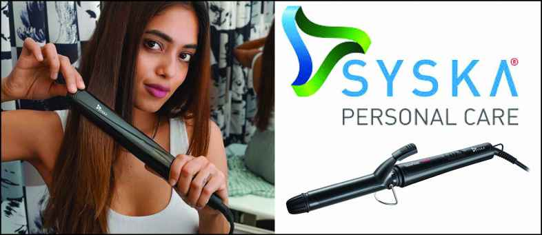 Syska Hair Curler HC700 Launch.jpg