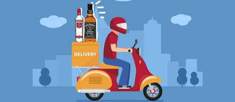Liquor Shop Owners, Bars Pitch For Home Delivery Of Alcohol.jpg