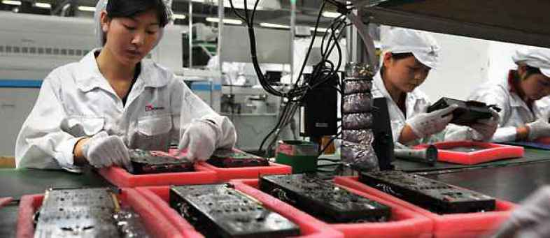 Many suppliers of Apple including Tesla halt production in China amid power consumption policy.jpg