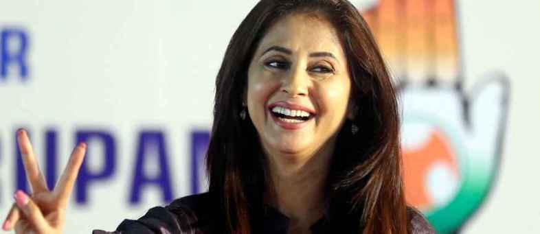 Urmila Matondkar Quits Congress Ahead of Maharashtra Polls, Blames 'Petty In-House Politics'.jpg