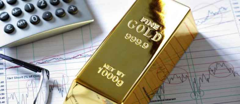 Gold rally halted in global markets, with prices falling for the first time in nine days.jpg