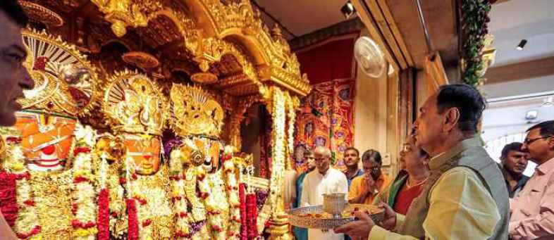 Rathyatra 2020 CM Vijay Rupani to participate in Pahind rituals.jpg