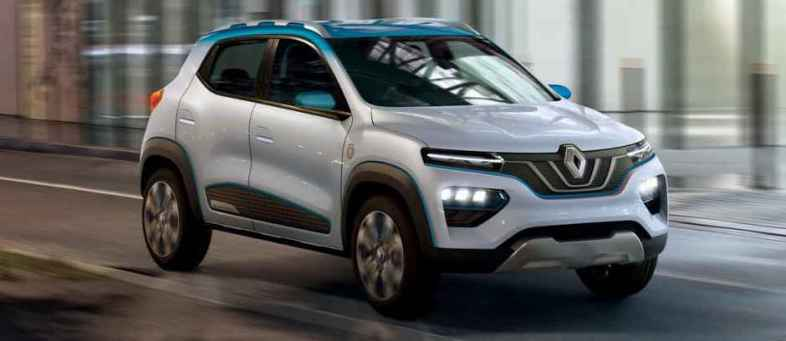 Renault Kwid EV will soon be aware of the buzz, the full charge will play 250km1.jpg