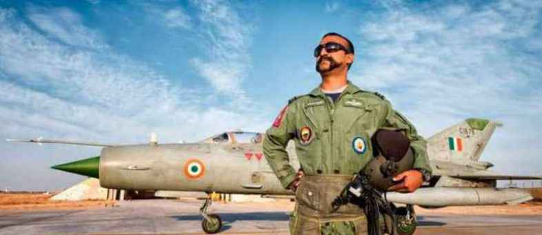 Wing Commander Abhinandan Starts Flying MiG 21 after six months.jpg