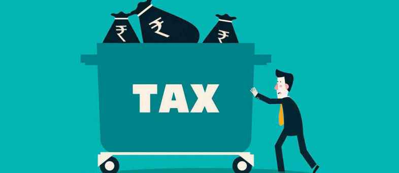 Govt Unlikely to meet Gross tax revenue target in 5 yearsTax.jpg
