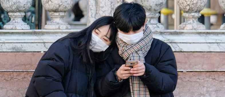 Corona Virus On Secret Trip With Lover In Italy..jpg