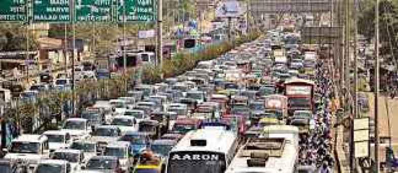 Mumbai's traffic flow.jpg