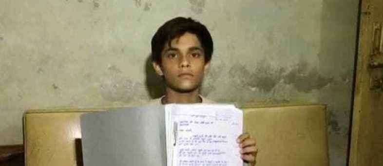 13-YO Boy From UP Has Written 37 Letters To PM Modi, Asking Him To Give His Father's Job Back.jpg