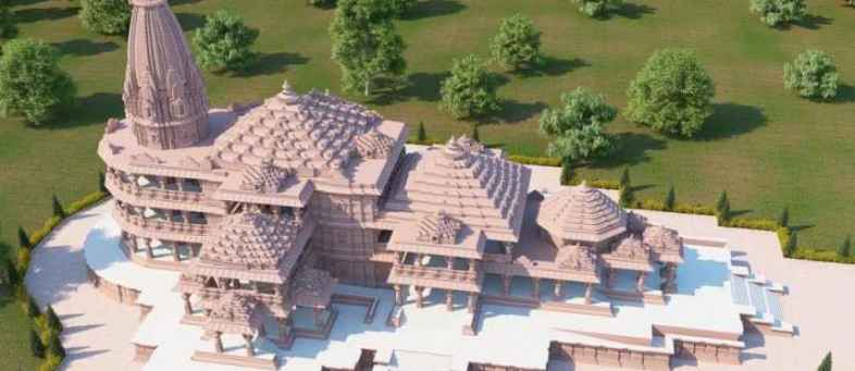 3-Storey Structure with Nagara Style Architecture, This is What Ayodhya's Ram Temple Will Look Like.jpg