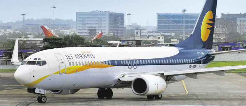 IOC Halt ATF Supply To Jet Airways in Mumbai, Delhi and Hyderabad.jpg