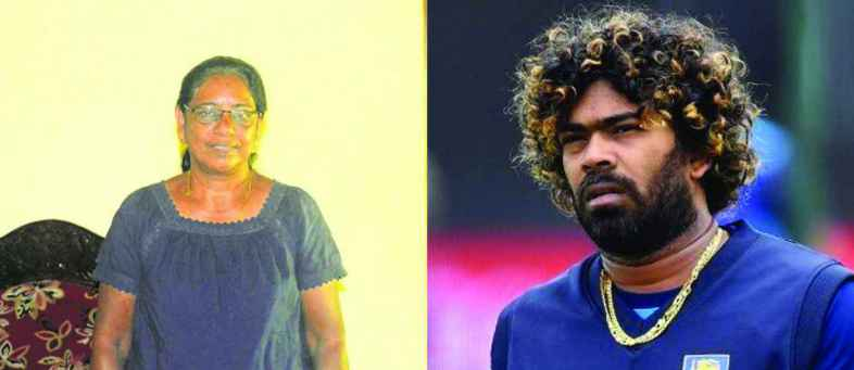 Lasith Malinga 10 years away from home - Mother-Father living in poverty.jpg