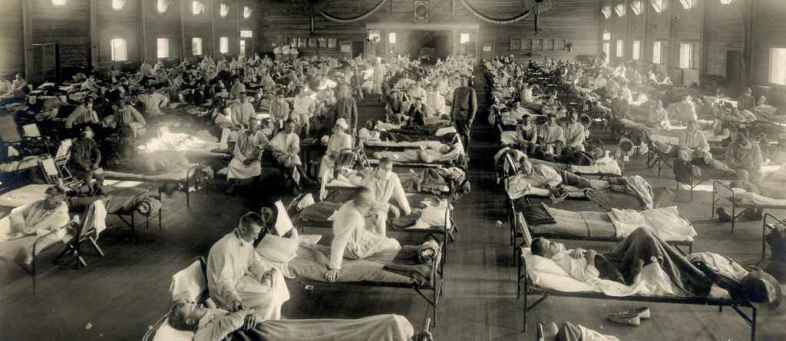 Spanish Flu 14 lakh Indians lost their lives due to this pandemic.jpg