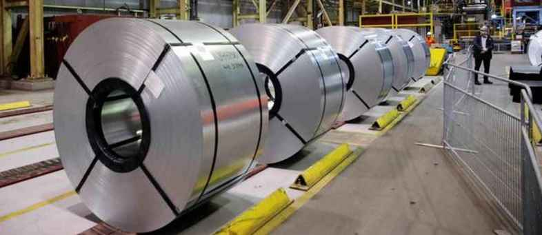 India's Crude Steel production down 3.4% to 9.08 MT in October.jpg