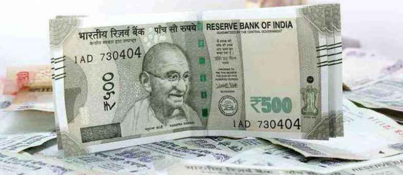 Indian Currency Rupee Open at Record Low of 76.74 Against USD.jpg