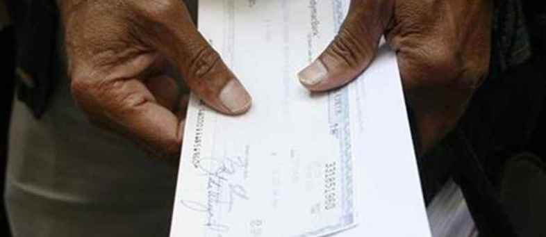 RBI's step to secure check payment, System will be applicable from Jan.jpg