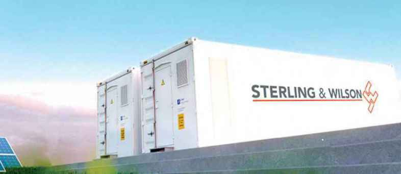 Sterling and Wilson Solar debuts at 10% discount Analyst Says Its Value Buy.jpg