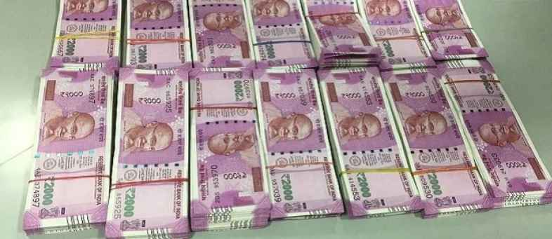 Rs 2000 notes form 43 percent of unaccounted cash seized.jpg