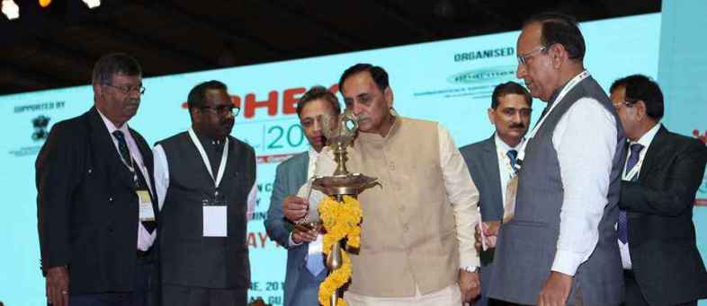 Gujarat's drug production will be taken up to 45 Percent - Rupani.jpeg