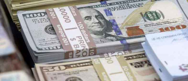 US Dollar Index Firm, Indian Rupee Supported by Foreign Investments.jpg