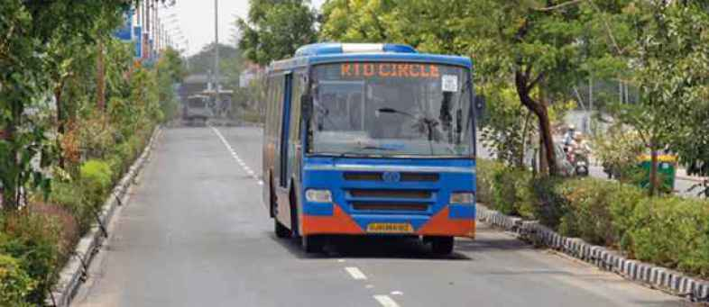 Corporation issue BRTS Bus Sitting Map, Max 25 Passengers Allowed.jpg
