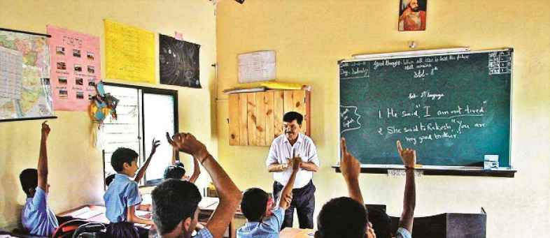 Students future in dark, teacher recruitment has stalled for long time.jpg