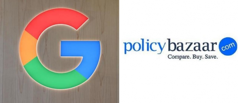 After Jio Google to spend $150 million for 10% stake in Policybazaar Report.jpg