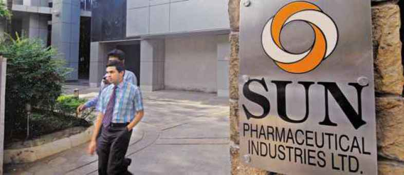 Sun Pharma's profit rose 31% to Rs.1387cr.jpg