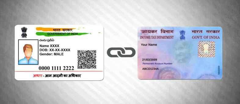 The deadline for linking the Pan-Aadhar card is September 30th.jpg