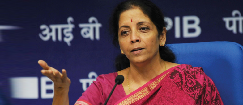 Many Countries Have Cautioned Against Rushing Into Cryptocurrencies, Says FM Nirmala Sitharaman.png