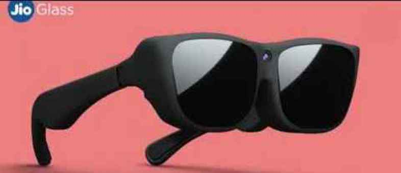 RIL's 43rd AGM Reliance launches Jio Glass for virtual reality.jpg